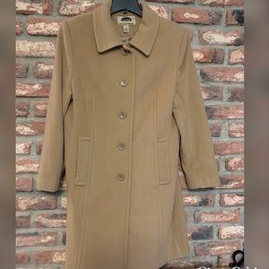 Vintage Mark Reed wool Coat